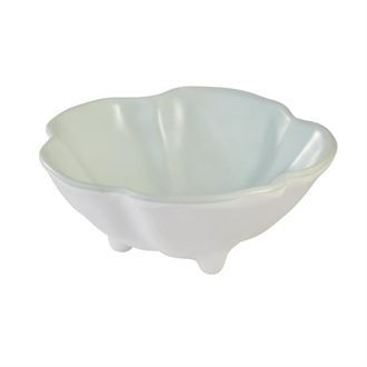 APS Fullies Footed Bowl Mint 50ml CS887