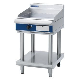 Blue Seal Evolution Chrome Griddle with Leg Stand Electric 600mm EP514-LS GK487