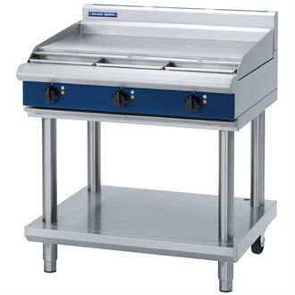Blue Seal Evolution Cooktop Griddle Electric on Stand 900mm E516A-LS GK258