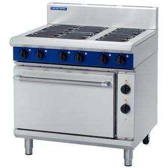 Blue Seal Evolution Electric 6 Element Oven Range E506D G477