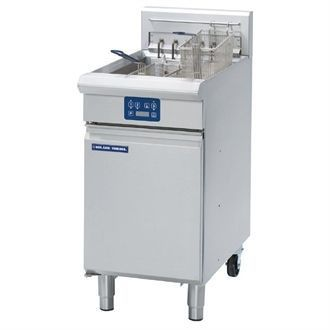 Blue Seal Evolution Single Tank Fryer with Elec Controls Electric 450mm E43E GK585