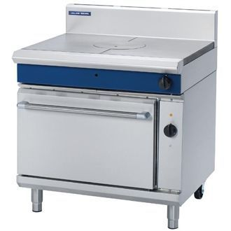 Blue Seal Evolution Target Top Electric Convection Oven LPG 900mm GE576/L GK383-P