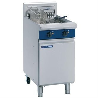 Blue Seal Free Standing Electric Twin Fryer E44 G013