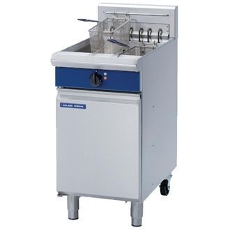 Blue Seal Free Standing Single Electric Fryer E43 G285