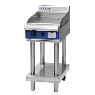 Blue Seal Griddle on Stand Natural Gas GP513 LS CM601-N