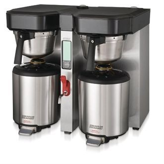Bravilor Aurora 2 x 5.7L Twin Low Profile Thermal Brewer 13 amp GN396