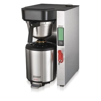 Bravilor Aurora 5.7L Single Low Profile Thermal Brewer 13 amp GN394