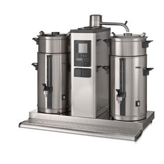 Bravilor B10 Bulk Coffee Brewer with 2x10Ltr Coffee Urns Three Phase DC678-3P