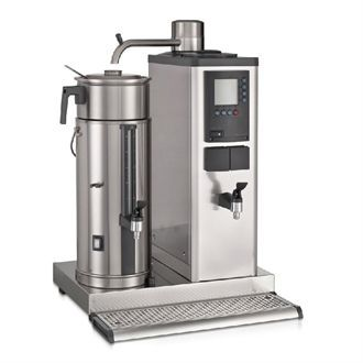 Bravilor B20 HWL Bulk Coffee Brewer with 20Ltr Coffee Urn and Hot Water Tap 3 Phase DC691