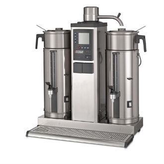 Bravilor B5 Bulk Coffee Brewer with 2x5Ltr Coffee Urns Single Phase DC675-1P