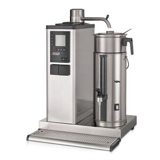 Bravilor B5 R Bulk Coffee Brewer with 5Ltr Coffee Urn Thee Phase DC674-3P