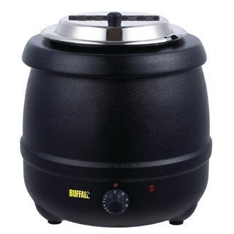 Buffalo Black Soup Kettle L715