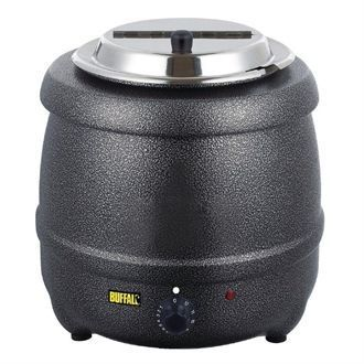 Buffalo Graphite Grey Soup Kettle G107