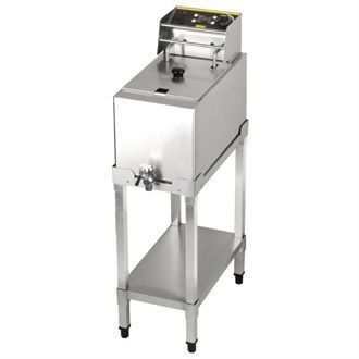 Buffalo Single Tank Fryer with Stand 8Ltr SA336