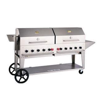 Crown Verity Gas Barbecue 10 Burners CVMCB72 GH574