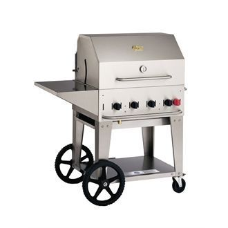 Crown Verity Gas Barbecue 4 Burners CVMCB30 GH570