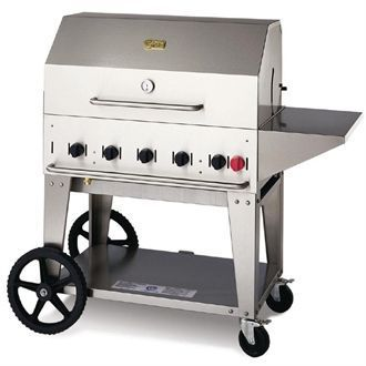 Crown Verity Gas Barbecue 5 Burners CVMCB36 GH571