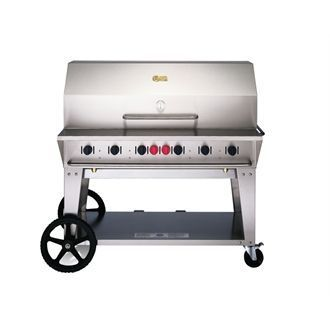 Crown Verity Gas Barbecue 6 Burners CVMCB48 GH572