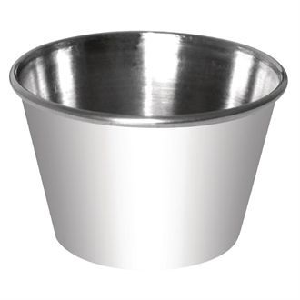 Dipping Pot Stainless Steel 340ml CK907