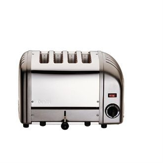 Dualit Bread Toaster 4 Slice Charcoal 40348 E268