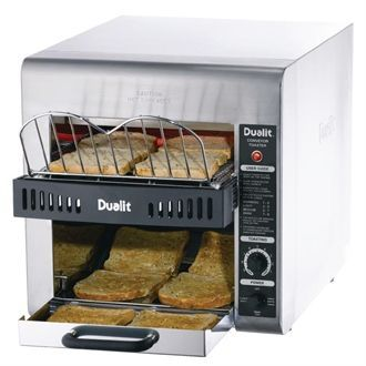 Dualit Conveyor Turbo Toaster DCT2 80200 J416