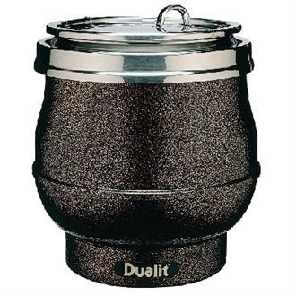 Dualit Hotpot Soup Kettle Rustic Brown 70007 J466