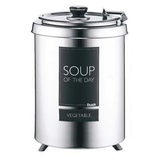 Dualit Soup Kettle Stainless Steel 71500 CE383