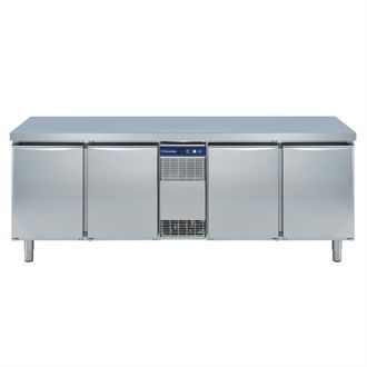 Electrolux Heavy Duty Refrigeration Counter 4 Door 590Ltr St/St RCDR4M40 GP381