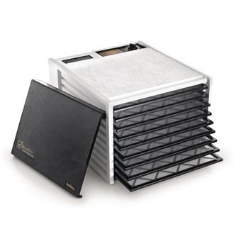 Excalibur 9 Tray White Dehydrator 4900W CD027