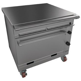 Falcon Chieftain General Purpose Oven with Castors Natural Gas G1016X GP004-N