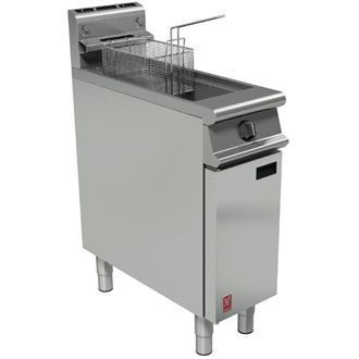 Falcon Dominator Plus Single Basket Fryer Natural Gas G3830 GP019-N