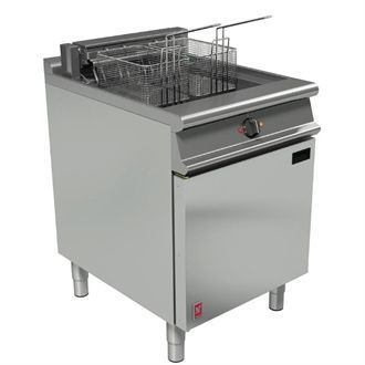 Falcon Dominator Plus Twin Basket Fryer E3860 GP096