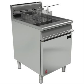 Falcon Dominator Plus Twin Basket Fryer Natural Gas G3860 GP021-N