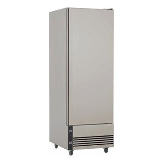 Foster EcoPro G2 1 Door 600Ltr Broadway Undermount Cabinet Fridge with Back EP820HU 10/226 GP636-SCB