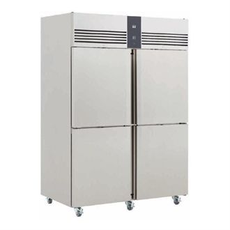 Foster EcoPro G2 4 Half Door 1350Ltr Cabinet Meat Fridge EP1440M4 10/211 GP630-PC