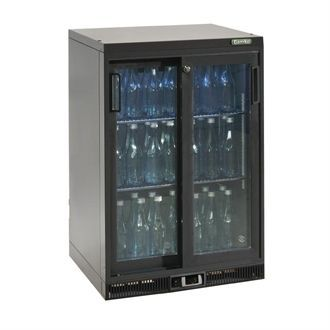 Gamko Bottle Cooler - Single Sliding Door 150 Ltr CE551