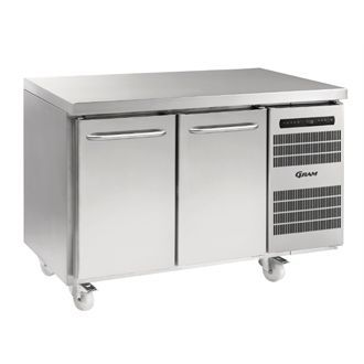 Gram Gastro 07 2 Door 345Ltr Counter Freezer F 1407 CSH A DL/DR C2 Y383