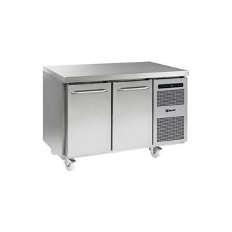 Gram Gastro 07 2 Door 345Ltr Counter Fridge K 1407 CSH A DL/DR C2 Y384