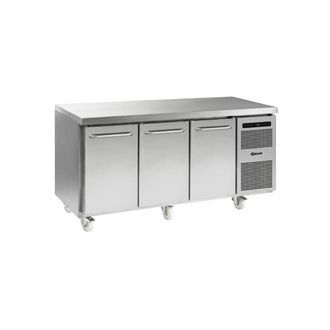 Gram Gastro 07 3 Door 506Ltr Counter Fridge K 1807 CSH A DL/DL/DR C2 Y386