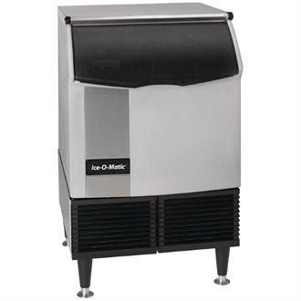 Ice-O-Matic Full Cube Ice Machine 96kg Output ICEU225F DL067