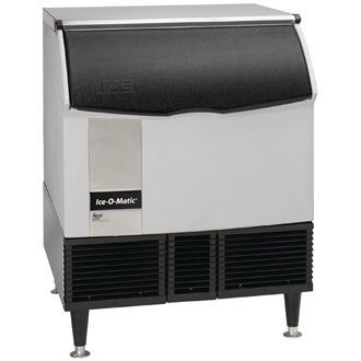 Ice-O-Matic Half Cube Ice Machine 118kg Output ICEU305H DL070
