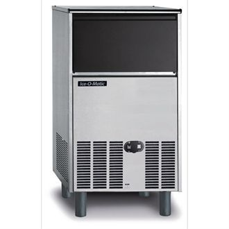 Ice-O-Matic Thimble Ice Maker 46kg Output ICEU106P GG572