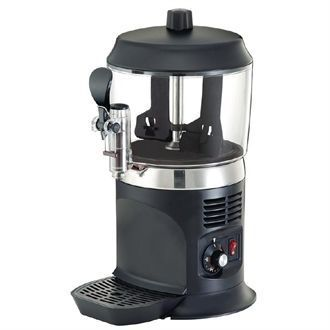JM Posner Black Hot Chocolate & Sauce Maker CM584