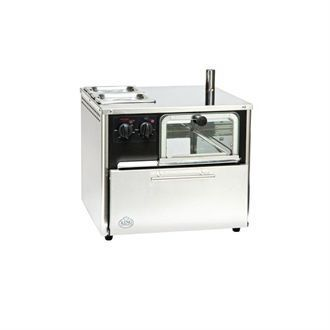 King Edward Compact Lite Oven Stainless Steel COMPLITE/SS GP271