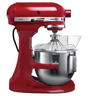 KitchenAid K5 Commercial Mixer Red DN677