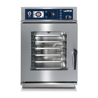 Lainox Compact 6 x 2/3GN Auto Interactive Cooking Injection Oven 1 Phase CEV026X GN930