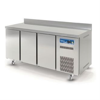 Lec 3 Door Refrigerated Counter Freezer WFC3DR GN938