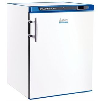 Lec Under Counter Fridge CRS200W GD239