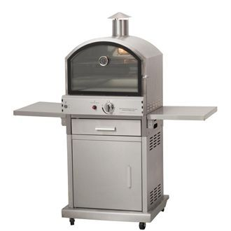Lifestyle Milano Gas Pizza BBQ Oven LFS690 CS406