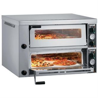 Lincat Double Electric Pizza Oven PO430-2 DN682